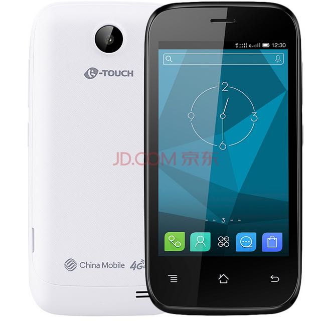 K-Touch L820C 4G LTE Dual-sim (China Mobile), Mobile Phones