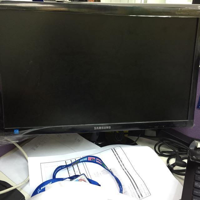 Samsung LED S20B300 Monitor