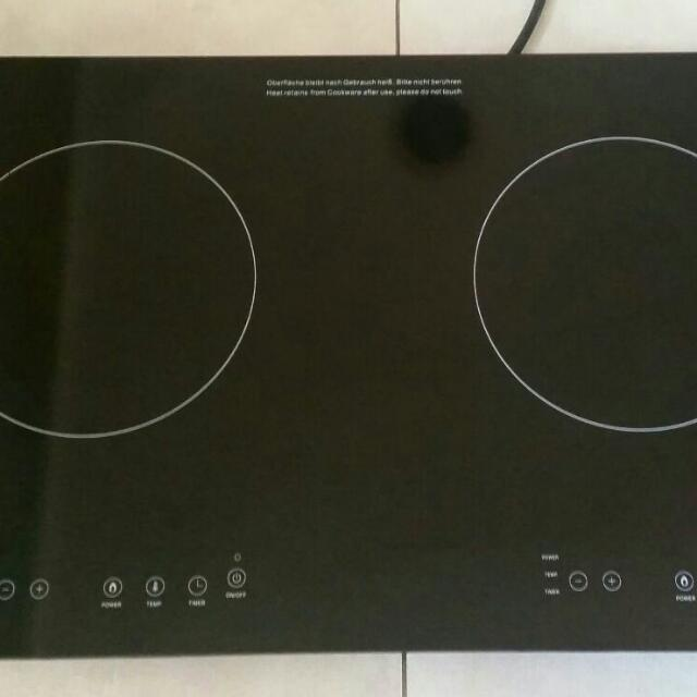 reserved taiyo induction cooker hob in schott ceran. Black Bedroom Furniture Sets. Home Design Ideas