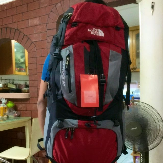 f8541a9f3 The North Face Crestone 60, Sports on Carousell