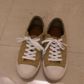 ZARA 男休閒鞋