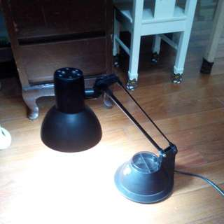 桌燈 普普風 喇叭燈 台燈 床邊燈 腳燈 書桌燈