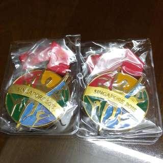 SEA Games 2015 Medals