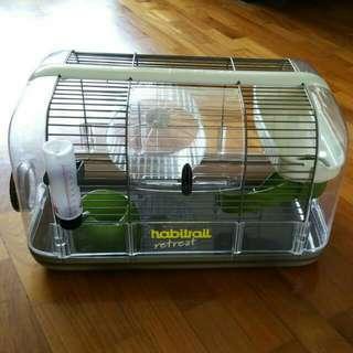 Preloved Habitrail Retreat Hamster Cage