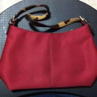 White Label Shoulder Bag