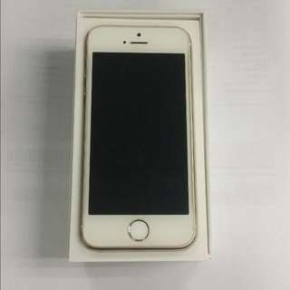 (Reserved) iPhone 5S gold 16GB