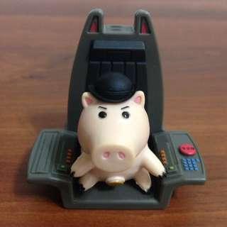 (待匯款)玩具總動員 火腿豬 扭蛋 轉蛋 公仔