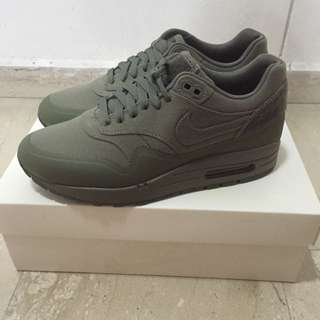 Nike Air Max One Patch - Green Steel