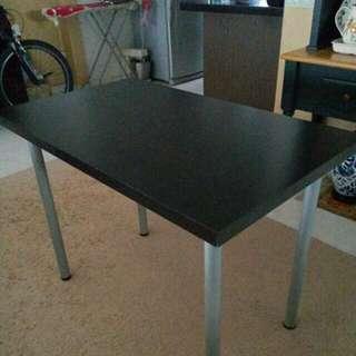 Ikea Brown Table (Pending Buyer)