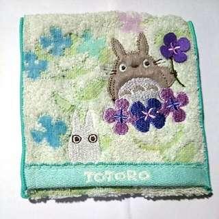 ⚠降 日本帶回 龍貓手巾袋