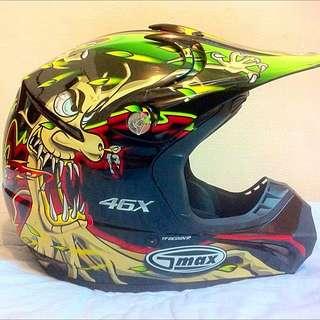 Gmax 46X-越野安全帽