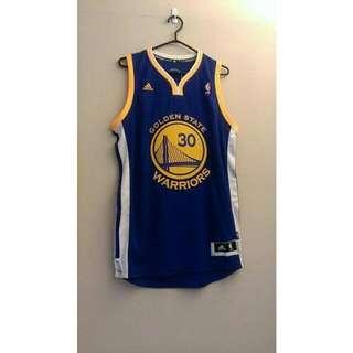 🏀🏀 NBA MVP 勇士隊 Curry 客場藍