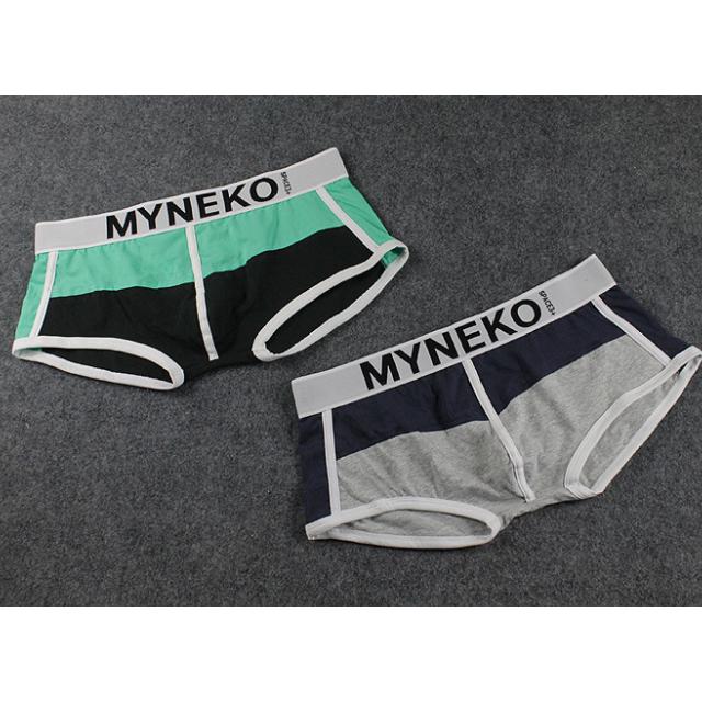 男士內褲 平口褲 型男 棉質 透氣 時尚 設計 新穎 潮流 阿修羅褲 彈性 貼身 舒服 個性 限量 派對