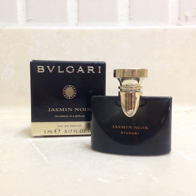 寶格麗 Bvlgari 夜茉莉女性淡香精 5ml 小香 香水 Chloe Dior Hermes Gucci Lanvin