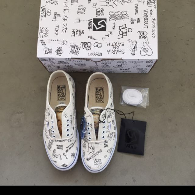 LOOKING FOR Vans Syndicate Authentic Jason Dill