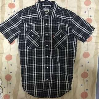 Levi's Checkered Shirt ( Slim Cut )
