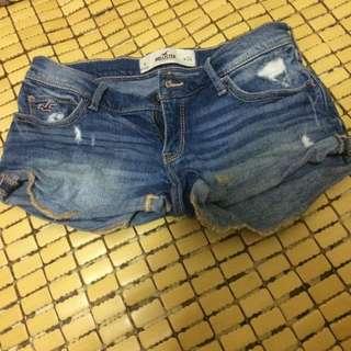 Hollister二手短褲