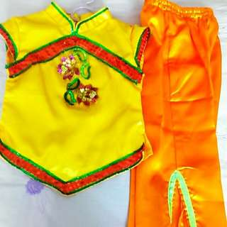 Chinese Costume Or Dress