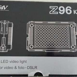 (Sold) Digital LED Video Lights