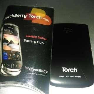 BlackBerry Torch Battery Door Only