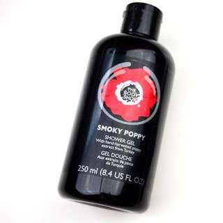 The Body Shop Shower Gel Smoky Poppy