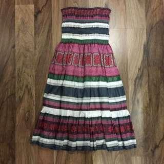 Moda Tube Dress