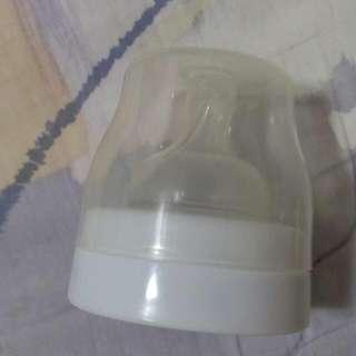 二手AVENT手動擠乳器配件(寬口)