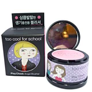 Too Cool For School Playbrush Angel Pink
