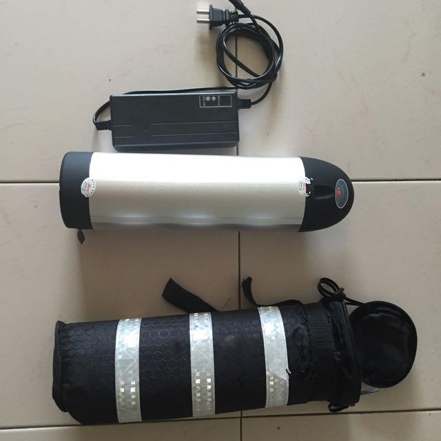 36V 14Ah Battery (Samsung Cells Inside) - For E-scooter