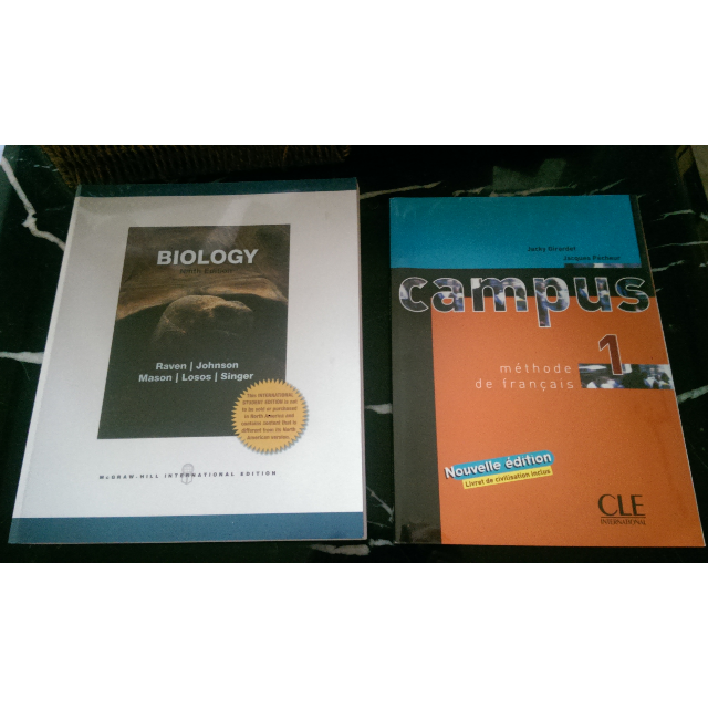 Biology McGrawHill 9th Edition Raven Johnson Mason Losos