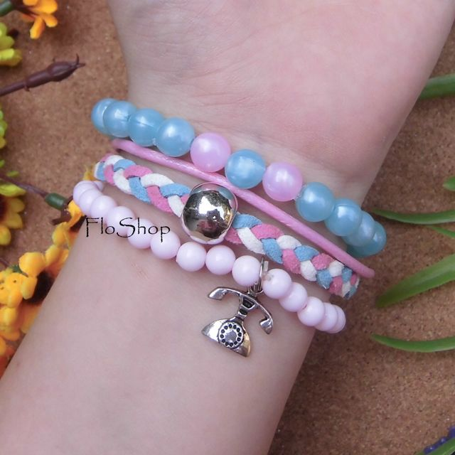 Haloupink Bracelet