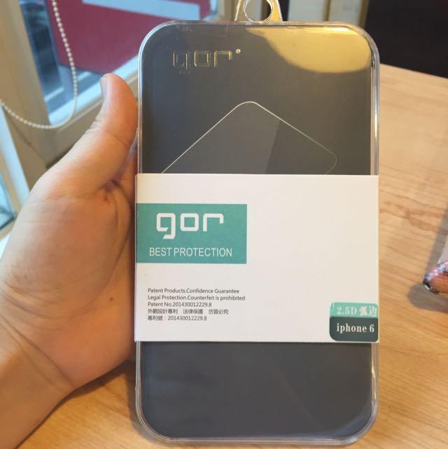 iPhone 6 Gor 玻璃膜 4.7吋非滿版