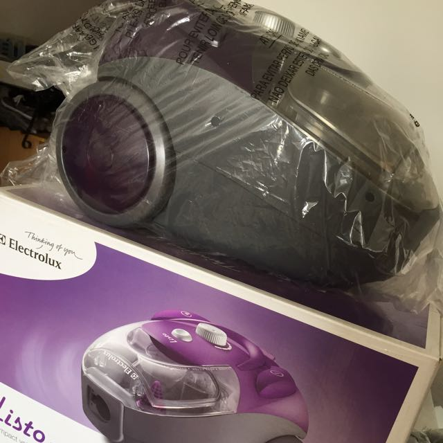 Used Electrolux Vacuum Cleaner