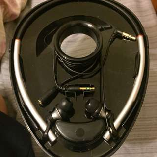 Sony Stereo Headphones Mdr-as100