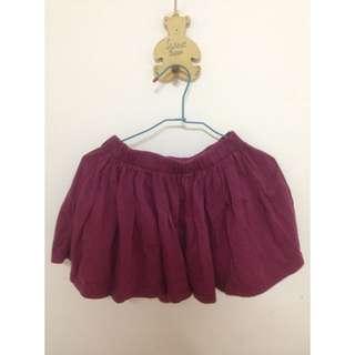 ✏️葡萄色褲裙🍇