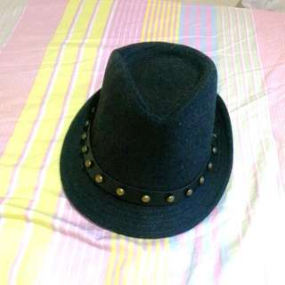 [二手近全新]超好看的紳士帽!