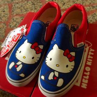 Hello Kitty VANS 聯名童鞋