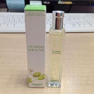 Hermes 尼羅河花園15ml香水