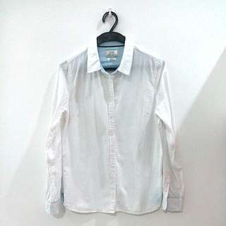 [PRE-LOVED] ROPE White Blouse