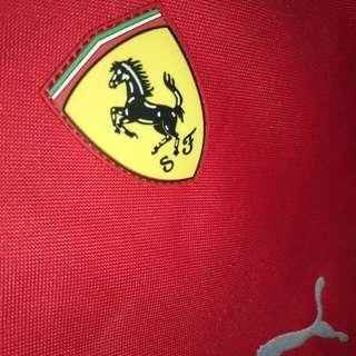 正品!Puma Ferrari限定 側背包