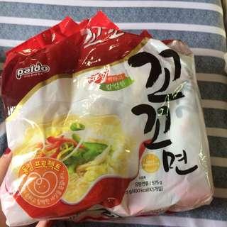 韓國咕咕麵