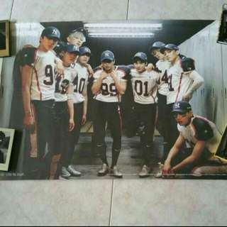 EXO Love Me Right Posters [Instock]