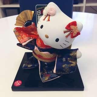 (待匯款)HELLO KITTY 日本限定人偶飾品