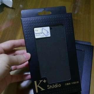 SAMSUNG GALAXY S4 方國強 設計手機套/側掀站立皮套