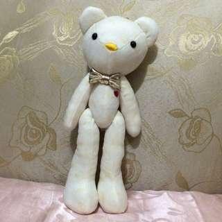 愛樂洛可可熊 音樂娃娃 熊娃娃 吊飾