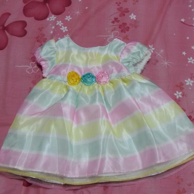 全新小洋裝(3-6m)160元含運價