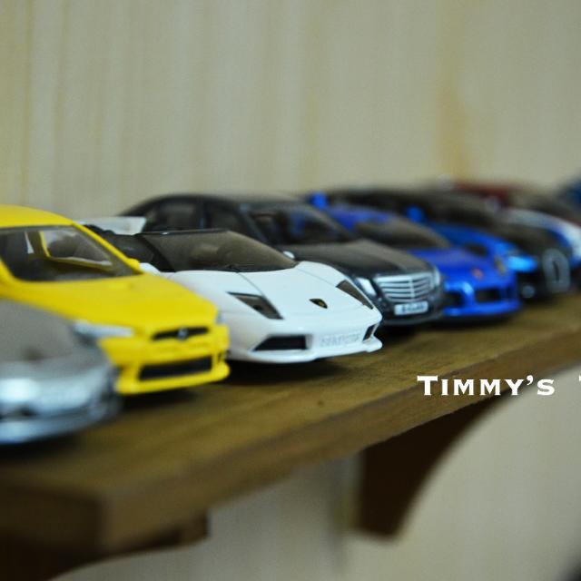 合金小汽車、模型車