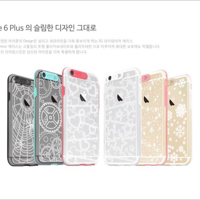 最後3個 🎈特! 買一送一 限iPhone 6 / 6 Plus💖