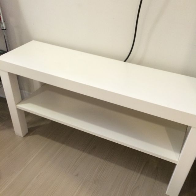 IKEA 白色電視櫃