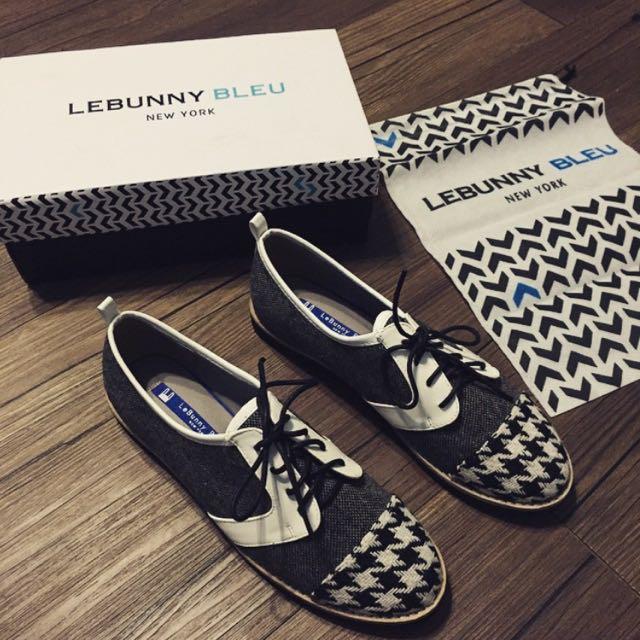 LeBunny bleu 牛津鞋 9.5成新